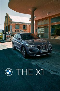 Promos de Voitures et Motos dans le dépliant à BMW ( Plus d'un mois)