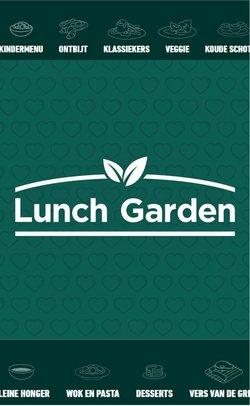 Promos de Restaurants dans le dépliant à Lunch Garden ( 6 jours de plus)