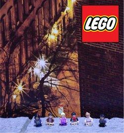 Promos de Jouets et Bébé dans le dépliant à LEGO ( 8 jours de plus)