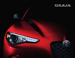 Promos de Voitures et Motos dans le dépliant à Alfa Romeo ( Plus d'un mois)