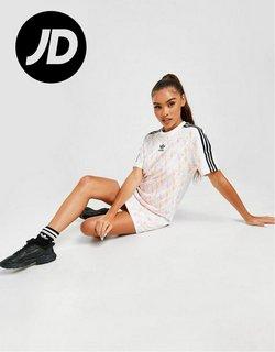 Promos de JD Sports dans le dépliant à JD Sports ( Plus d'un mois)