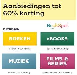 Promos de Librairie et Bureau dans le dépliant à Bookspot ( 7 jours de plus)