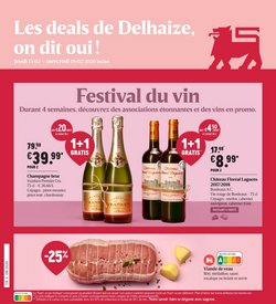 AD Delhaize coupon ( Expire demain )