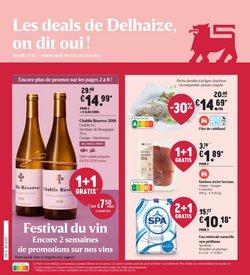 AD Delhaize coupon à Bruxelles ( Publié aujourd'hui )