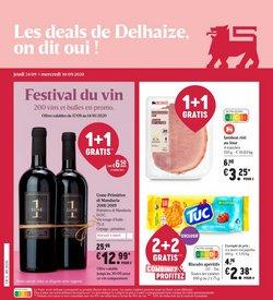 AD Delhaize coupon à Louvain ( Expire demain )