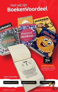 Promos de Librairie et Bureau dans le dépliant à Boekenvoordeel ( 2 jours de plus)