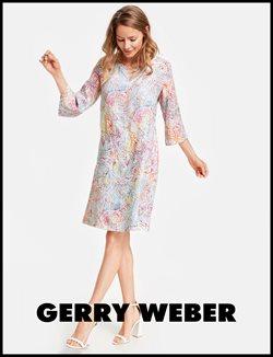Promos de Gerry Weber dans le dépliant à Bruxelles