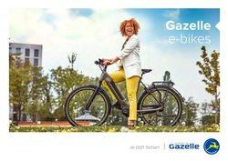Promos de Gazelle dans le dépliant à Gazelle ( Plus d'un mois)