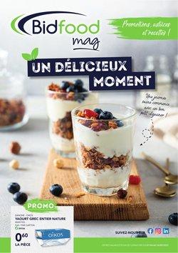 Promos de Restaurants dans le prospectus de Bidfood à Gent ( Plus d'un mois )