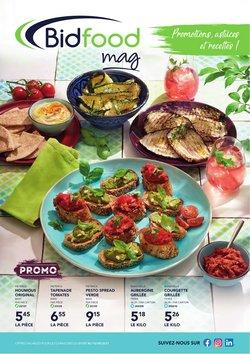 Promos de Restaurants dans le dépliant à Bidfood ( 10 jours de plus)