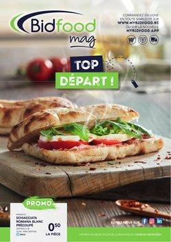 Promos de Restaurants dans le dépliant à Bidfood ( 9 jours de plus)