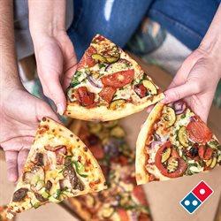 Promos de Restaurants dans le prospectus de Domino's pizza à Gent ( Plus d'un mois )