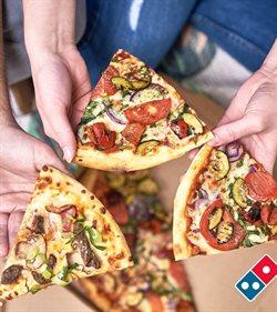 Promos de Restaurants dans le prospectus de Domino's pizza à Liège ( 3 jours de plus )