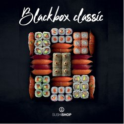 Promos de Restaurants dans le dépliant à Sushi Shop ( 4 jours de plus)