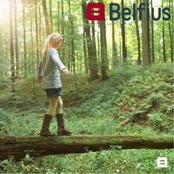 Promos de Banques et Assurances dans le dépliant à Belfius ( 16 jours de plus)