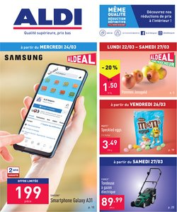 Aldi coupon ( Expiré )