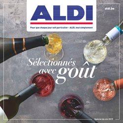 Promos de Supermarchés dans le dépliant de Aldi à Saint-Trond