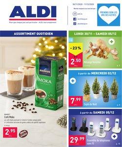 Aldi coupon ( Publié hier )
