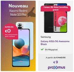 Proximus coupon ( 7 jours de plus)