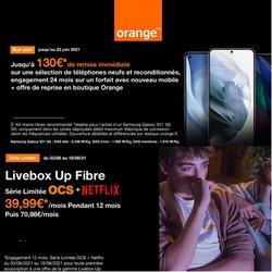 Orange coupon ( Publié aujourd'hui)