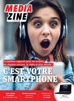 Promos de Électronique dans le prospectus de Media Markt à Louvain ( Plus d'un mois )