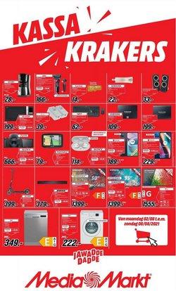 Promos de Électronique dans le dépliant à Media Markt ( Publié hier)