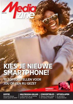 Promos de Media Markt dans le dépliant à Charleroi