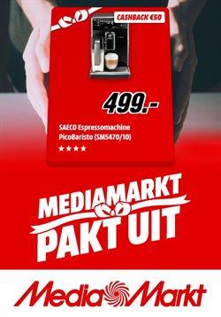 Promos de Électronique dans le dépliant de Media Markt à Liège