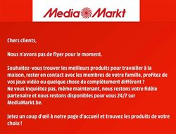 Promos de Électronique dans le prospectus de Media Markt à Zaventem ( 11 jours de plus )