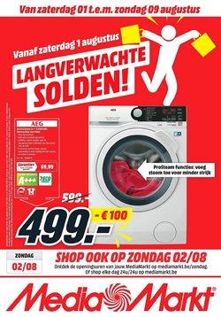 Promos de Électronique dans le prospectus de Media Markt à Louvain ( 2 jours de plus )