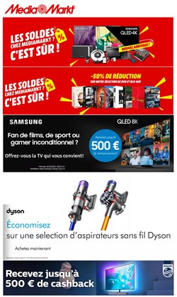 Media Markt coupon ( 4 jours de plus )