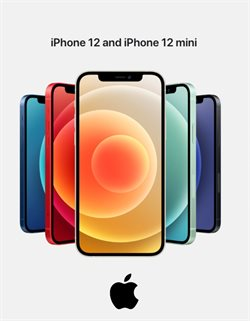 Promos de Électronique dans le dépliant à Apple ( Plus d'un mois)