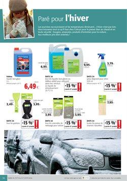 Promos de Supermarchés dans le dépliant de Colruyt à Grimbergen