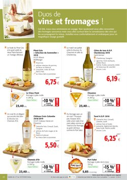 Promos de Supermarchés dans le prospectus à Colruyt ( Publié hier )