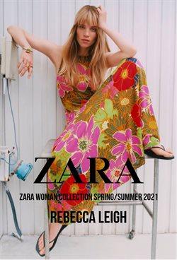 Promos de ZARA dans le dépliant à ZARA ( 19 jours de plus)