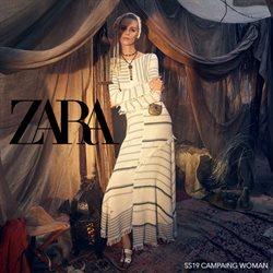 Promos de Vetêment, chaussures et bijoux dans le dépliant de ZARA à Bruxelles