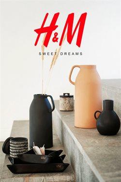 Promos de H&M dans le dépliant à Gent