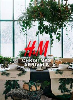 Promos de H&M dans le dépliant à Mons