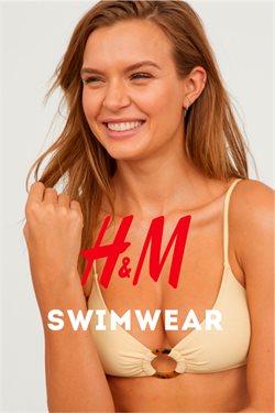 Promos de Vetêment, chaussures et bijoux dans le dépliant de H&M à Bruxelles