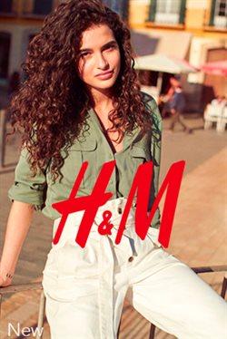 Promos de Vetêment, chaussures et bijoux dans le dépliant de H&M à Overijse