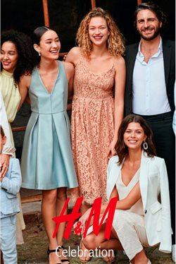 Promos de H&M dans le dépliant à Bruges