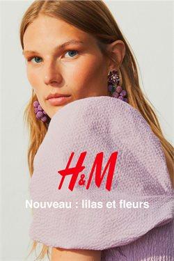 H&M coupon ( Plus d'un mois)