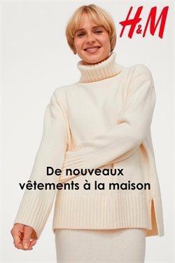 Promos de Vêtements, Chaussures et Accessoires dans le prospectus de H&M à Roulers ( 9 jours de plus )
