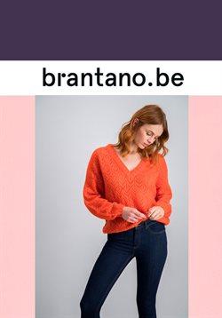 Promos de Brantano dans le dépliant à Liège