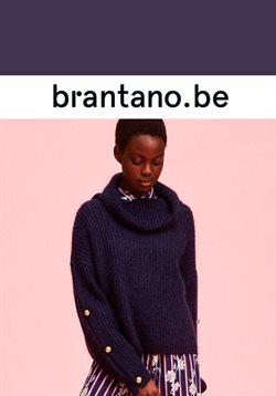Promos de Brantano dans le dépliant à Bruxelles