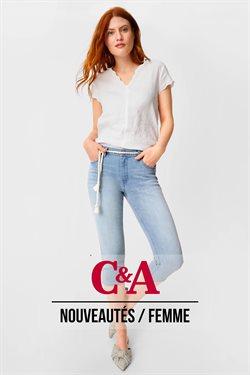 Promos de Vêtements, Chaussures et Accessoires dans le dépliant à C&A ( Expire demain)