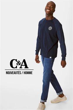 Promos de Vêtements, Chaussures et Accessoires dans le dépliant à C&A ( Expire aujourd'hui)