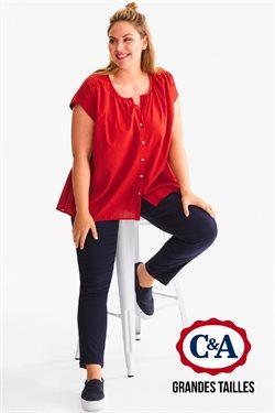 Promos de Vêtements, Chaussures et Accessoires dans le dépliant de C&A à Asse