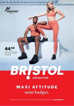 Bristol coupon ( Plus d'un mois)