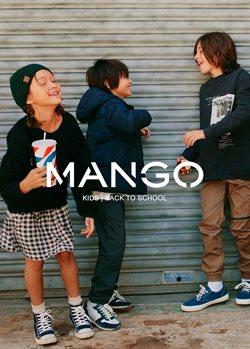 Promos de Mango dans le dépliant à Courtrai